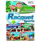 Racquet Sports - ラケット スポーツ (Wii 海外輸入北米版ゲームソフト)