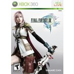 Final Fantasy XIII - ファイナル ファンタジー XIII (Xbox 360 海外輸入北米版ゲームソフト)