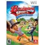 Backyard Sports:Sandlot Sluggers - バックヤード スポーツ サンドロット スラッガー (Wii 海外輸入北米版ゲームソフト)