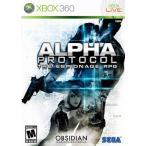 Alpha Protocol - アルファ プロトコル (Xbox 360 海外輸入北米版ゲームソフト)