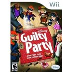 Guilty Party - ギルティ パーティ (Wii 海外輸入北米版ゲームソフト)