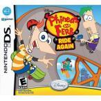 【取り寄せ】 Phineas and Ferb Ride Again - フィニアス アンド ファーブ ライド アゲイン (Nintendo DS 海外輸入北米版ゲームソフト)