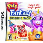 Petz Fantasy: Sunshine Magic - ペッツ ファンタジー サンシャイン マジック (Nintendo DS 海外輸入北米版ゲームソフト)
