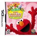 Sesame Street Elmo's A-to-Zoo Adventure - セサミストリート エルモズ エー トゥ ズー アドベンチャー (Nintendo DS 海外輸入北米版)