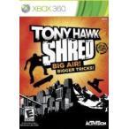 Tony Hawk: Shred - トニーホーク シュレッド (Xbox 360 海外輸入北米版ゲームソフト)