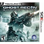 Tom Clancy's Ghost Recon Shadow Wars - トムクランシーズ ゴースト リコン シャドウ ウォーズ (Nintendo 3DS 海外輸入北米版ゲームソフト)