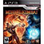 【在庫有り】 Mortal Kombat - モータル コンバット (PS3 海外輸入北米版ゲームソフト)