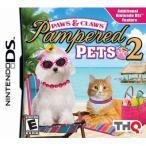 【在庫有り】 Paws & Claws: Pampered Pets 2 - パウズ & クラウズ パンパード ペッツ 2 (Nintendo DS 海外輸入北米版ゲームソフト)