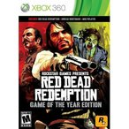 Red Dead Redemption Game of the Year - レッド デッド リデンプション ゲームオブザイヤー (Xbox 360 海外輸入北米版ゲームソフト)