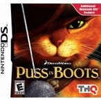 Puss in Boots - プス イン ブーツ (Nintendo DS 海外輸入北米版ゲームソフト)