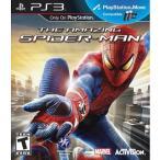 【在庫有り】 The Amazing Spider-Man - アメイジング スパイダーマン (PS3 海外輸入北米版ゲームソフト)