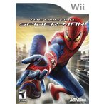The Amazing Spider-Man - アメイジング スパイダーマン (Wii 海外輸入北米版ゲームソフト)