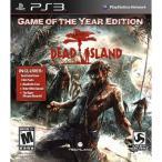 【在庫有り】 Dead Island Game of the Year - デッドアイランド ゲーム オブ ザ イヤー (PS3 海外輸入北米版ゲームソフト)