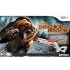 [メール便不可] Cabela's Dangerous Hunts 2013 with Gun - カベラス デンジャラス ハント 2013 ウィズ ガン (Wii 海外輸入北米版ゲームソフト)