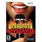 [メール便不可] Karaoke Joysound Bundle - カラオケ ジョイサウンド バンドル (Wii 海外輸入北米版ゲームソフト)