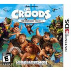 The Croods: Prehistoric Party! - ザ クルッズ プレヒストリック パーティー (Nintendo 3DS 海外輸入北米版ゲームソフト)