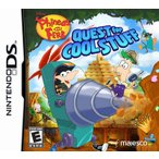 Phineas and Ferb: Quest for Cool Stuff - フィニアス アンド ファーブ クエスト フォー クール スタッフ (Nintendo DS 海外輸入北米版)