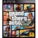 【在庫有り】 Grand Theft Auto V - グランド セフト オート 5 (PS3 海外輸入北米版ゲームソフト)