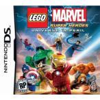 【取り寄せ】 LEGO Marvel Super Heroes: Universe in Peril - レゴ マーベル スーパーヒーローズ ユニバース イン ペリル (Nintendo DS 海外輸入北米版)