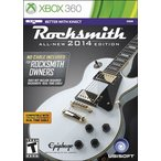 Rocksmith 2014 Edition No Cable Included Version - ロックスミス 2014 エディション ノーケーブルバージョン (Xbox 360 海外輸入北米版)