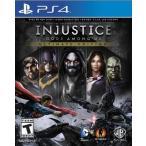 【取り寄せ】 Injustice: Gods Among Us Ultimate Edition - インジャスティス ゴッド アマング アス アルティメットエディション (PS4 北米版ゲームソフト)