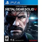 Metal Gear Solid V: Ground Zeroes - メタルギア ソリッド 5 グラウンド ゼロズ (PS4 海外輸入北米版ゲームソフト)