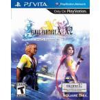 【取り寄せ】 FINAL FANTASY X|X-2 HD Remaster - ファイナルファンタジー X|X-2 HD リマスター (PS Vita 海外輸入北米版ゲームソフト)