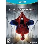 The Amazing Spider-Man 2 - ザ アメイジング スパイダーマン 2 (Wii U 海外輸入北米版ゲームソフト)