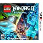 【取り寄せ】 LEGO Ninjago Nindroids-レゴ ニンジャゴー ニンドロイド (Nintendo3DS 海外輸入北米版ゲームソフト)