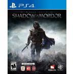 ショッピングmiddle Middle Earth: Shadow of Mordor - ミドル アース シャドー オブ モルドール (PS4 海外輸入北米版ゲームソフト)