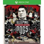 Sleeping Dogs: Definitive Edition - スリーピングドッグス ディフィニィティブ エディション (Xbox One 海外輸入北米版ゲームソフト)