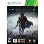 ショッピングmiddle Middle Earth: Shadow of Mordor - ミドルアース シャドウ オブ モルドール (Xbox 360 海外輸入北米版ゲームソフト)