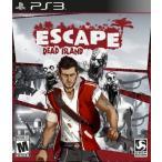 【お取り寄せ】 Escape Dead Island - エスケープ デッドアイランド (PS3 海外輸入北米版ゲームソフト)