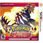 【取り寄せ】 Pokemon Omega Ruby - ポケモン オメガ ルビー (Nintendo 3DS 海外輸入北米版ゲームソフト)