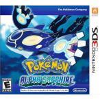 【取り寄せ】 Pokemon Alpha Sapphire - ポケモン アルファ サファイア (Nintendo 3DS 海外輸入北米版ゲームソフト)
