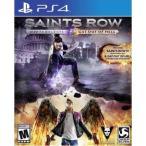 【取り寄せ】 Saints Row IV: Re-Elected + Gat out of Hell - セインツロウ 5 リエレクテッド + ガットアウト オブ ヘル (PS4 海外輸入北米版ゲームソフト)