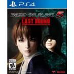 Dead or Alive 5: Last Round - デッド オア アライブ 5 ラスト ラウンド (PS4 海外輸入北米版ゲームソフト)