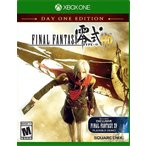 Final Fantasy Type-0 HD - ファイナルファンタジー タイプ 0 HD (Xbox One 海外輸入北米版ゲームソフト)