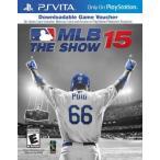 【在庫有り】【ダウンロード版・要北米アカウント】MLB 15: The Show ‐ MLB 15 ザ ショー (PS Vita 海外輸入北米版ゲームソフト)