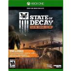 State of Decay - Year - One Survival Edition ‐ ステート オブ ディケイ イヤーワン サバイバル エディション (Xbox One 北米版ゲームソフト)