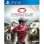 【取り寄せ】 The Golf Club: Collector's Edition ‐ ザ ゴルフ クラブ コレクターズ エディション (PS4 海外輸入北米版ゲームソフト)