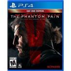 【取り寄せ】 Metal Gear Solid V: The Phantom Pain - メタルギア ソリッド V ファントムペイン (PS4 海外輸入北米版ゲームソフト)