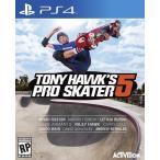 【取り寄せ】 Tony Hawk's Pro Skater 5 - トニー ホーク プロ スケーター 5 (PS4 海外輸入北米版ゲームソフト)
