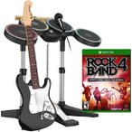 Rock Band 4 Band-in-a-Box Bundle - ロックバンド 4 ボックス バンドル (Xbox One 海外輸入北米版ゲームソフト)