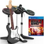 【取り寄せ】Rock Band 4 Band-in-a-Box Bundle - ロックバンド 4 ボックス バンドル (PS4 海外輸入北米版ゲームソフト)