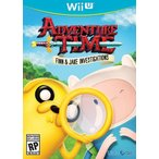 Adventure Time Finn and Jake Investigations - アドベンチャータイム フィン アンド ジェイク インベスティゲーション (WII U 海外輸入北米版ゲームソフト)