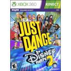 Just Dance Disney Party 2 - ジャスト ダンス ディズニー パーティー 2 (Xbox 360 海外輸入北米版ゲームソフト)
