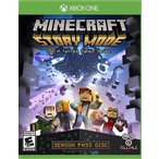 Minecraft: Story Mode (Season Pass Disc) - マインクラフト ストーリー モード シーズンパス ディスク (Xbox One 海外輸入北米版ゲームソフト)