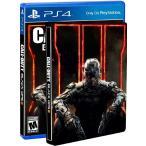 【取り寄せ】 Call of Duty: Black Ops III Steelbook Edition - コール オブ デューティー ブラックオプス III スチールブック エディション (PS4北米版)