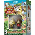 【お取り寄せ】 Animal Crossing : amiibo Festival Bundle - アニマル クロッシング amibo フェスティバル バンドル (WII U 海外輸入北米版ゲームソフト)